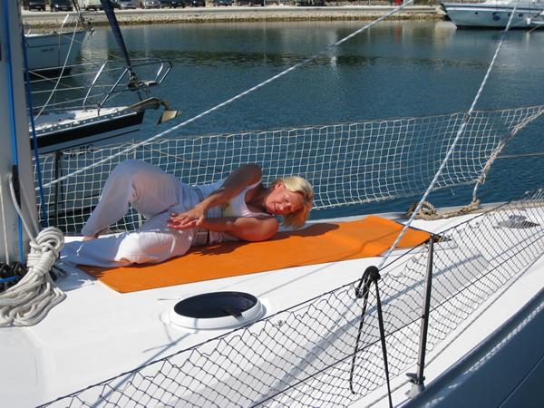 Yoga Complete Janine Nagel Bonnenbergstr. 18 45259 Essen - Heisingen - Yoga Auf Dem Boot