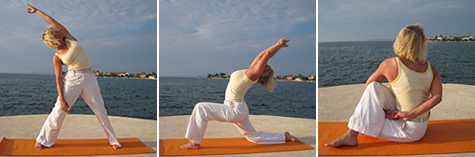 Yoga Complete Janine Nagel Bonnenbergstr. 18 45259 Essen - Heisingen - Yoga I