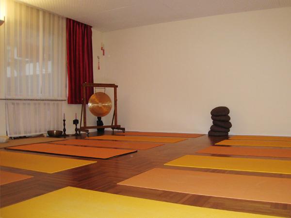 Yoga Complete Janine Nagel Bonnenbergstr. 18 45259 Essen - Heisingen - Der Raum